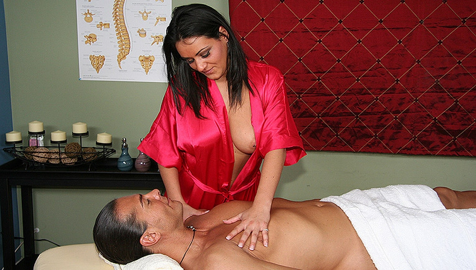 Erotic in massage pa parlor