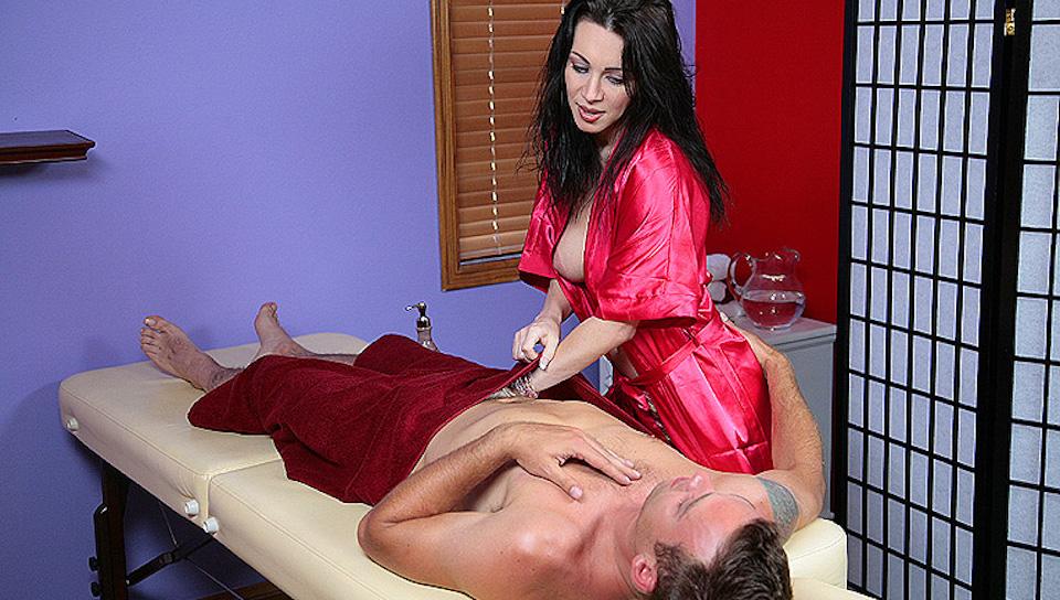 I Got A Happy Ending Massage