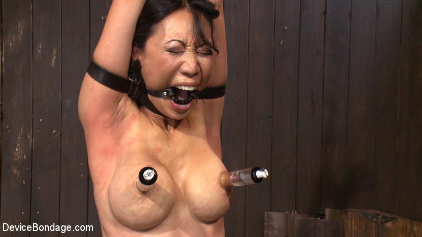 Tia Ling in Devicebondage Lactating Titties of the Prancing Petite Tia  January 04, 2012 Straight, Feet – Online Porn 24