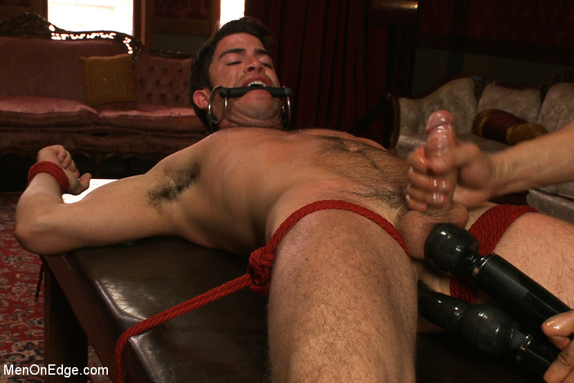Male edging porn