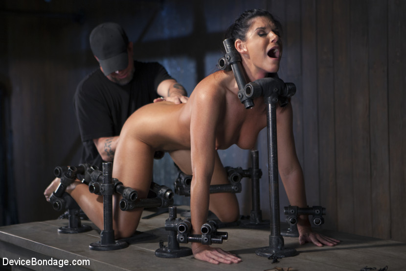 India Summer in Devicebondage The Return of India Summer October 10, 2014  Bdsm, Bondage – Online Porn 24