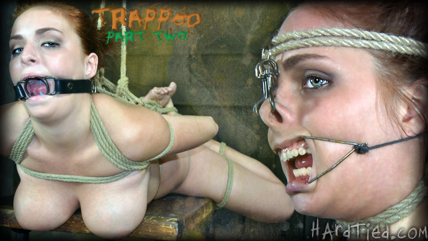 Two Girl Taped Tickle Torture