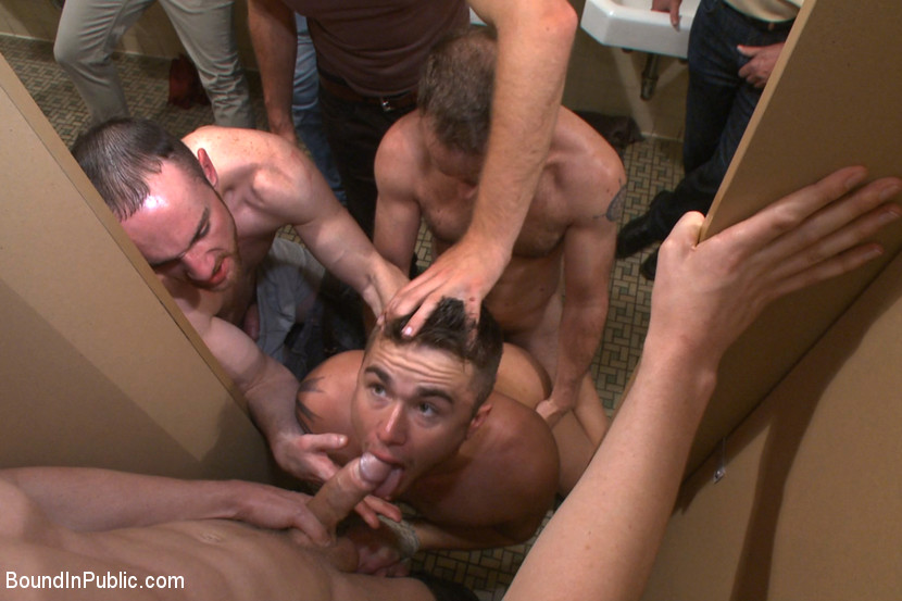 Jimmy Bullet in Boundinpublic Cruising for a Gangbang May 16, 2014 Blowjob,  Master – Online Porn 24