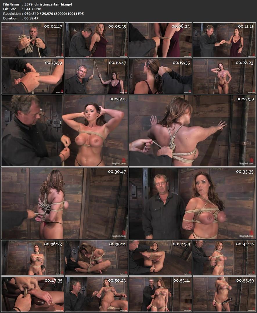 Tutorial breast bondage How to