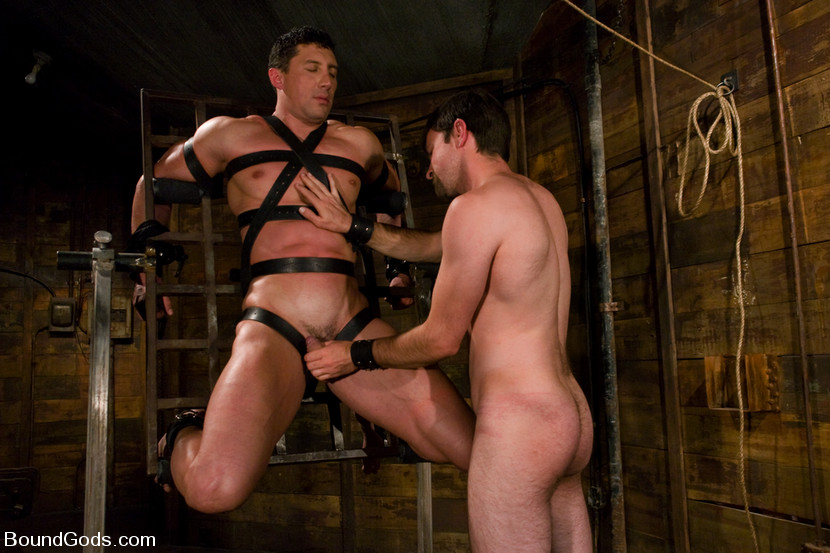 Muscle slave gay rides horse tumblr