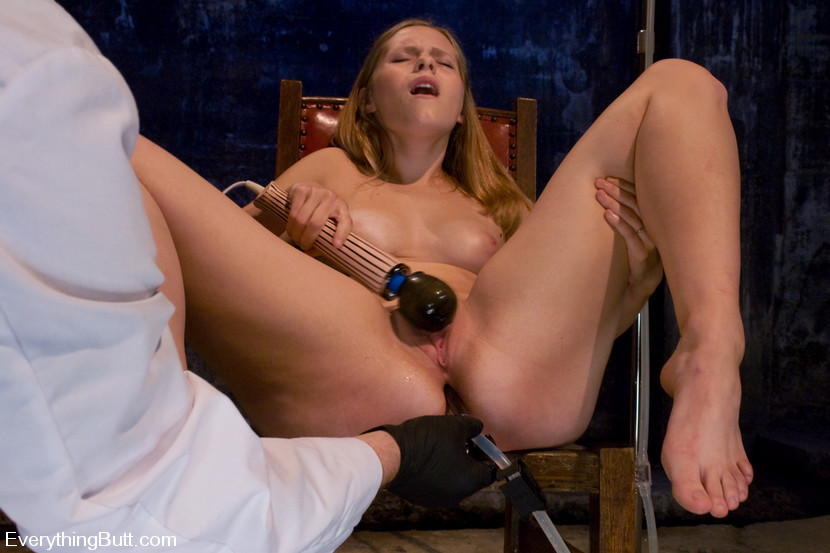 Bondage and enema torture 902 seems