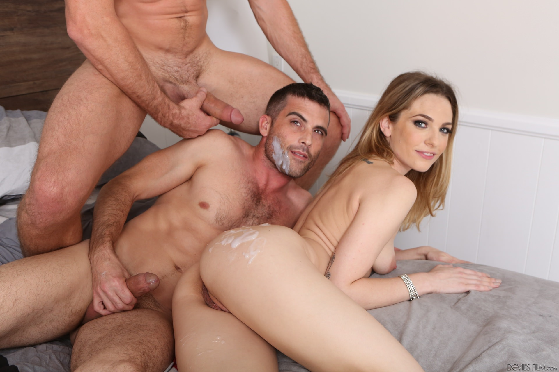 Mature Threesome Bisexual Mmf