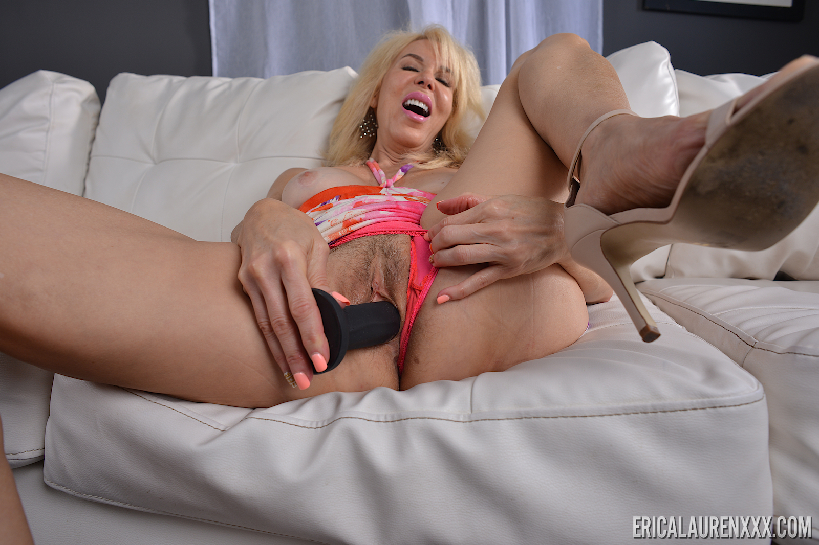 Erica Toy Panties Fingering